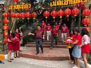 ต้อนรับเทศกาลตรุษจีน ปีหมูทอง สวนสัตว์เปิดเขาเขียวจัดลอดซุ้มมังกรรับนักท่องเที่ยว