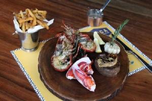 """ฉลองวันวาเลนไทน์ สัมผัสความอร่อยสไตล์ """"Pesca Mar & Terra Bistro"""""""