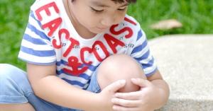 โรคข้ออักเสบไม่ทราบสาเหตุในเด็ก