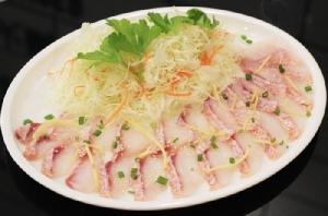 เนื้อปลาทับทิม