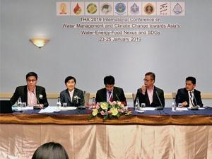 วิศวะจุฬาฯ ผนึกภาคีเครือข่ายด้านน้ำ จัดประชุมระดับนานาชาติ THA 2019  ชูเป็า SDGs