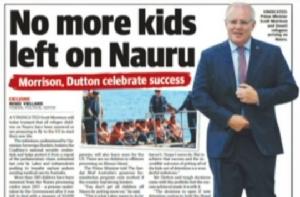 """In Clips: ออสเตรเลียแจง ผู้ลี้ภัยเด็กกลุ่มสุดท้ายย้ายออกจาก """"ค่ายกักกันเกาะนาอูรู""""  เตรียมส่งเข้าสหรัฐฯ"""