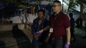 หนุ่มพม่าเมาแล้วซ่า ไปหาเรื่องเพื่อนร่วมชาติ ถูกแทงสวนด้วยมีดเสียชีวิต