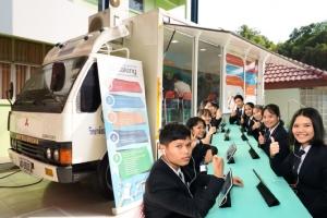 อาชีวะผุด English Mobile Unit ในพื้นที่ EEC มุ่งฝึกภาษาอังกฤษเด็กช่าง ปวช.-ปวส.ปีสุดท้าย