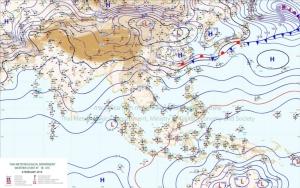 อีสาน-กลาง-ตะวันออก อุณหภูมิสูงขึ้น 1-2 องศา เหนือยังคงมีอากาศหนาวเย็น ใต้ฝนฟ้าคะนองบางแห่ง