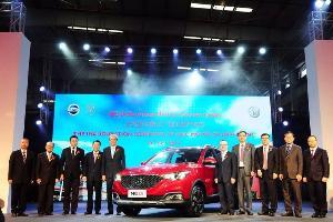 MG สยายปีก 3 รุ่นใหม่  ดันยอดเข้าเป้า 50,000 คัน