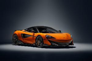 McLaren 600 LT ความแรงและเร็วดั่งกระสุนเงิน