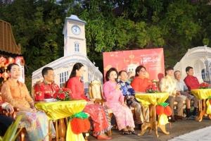 """ยิ่งใหญ่ """"ตรุษจีน – ย้อนอดีตเมืองภูเก็ต ครั้งที่ 20"""" ชวนสัมผัสกลิ่นอายวัฒนธรรมท้องถิ่น"""