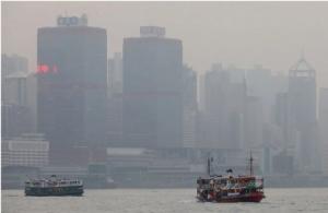 ฮ่องกงห่างชั้นสิงคโปร์ มลพิษอากาศ ฉุดร่วงความน่าอยู่ต่ำสุดในรอบ 10 ปี