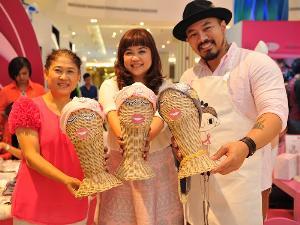 วาโก้โบชมพู สู้มะเร็งเต้านม