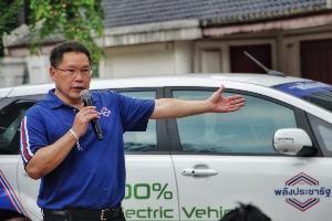 """พปชร.เปิดนโยบายเพื่อคนกรุง ชู """"เพิ่ม 50 สวน 50 เขต-พักกรุงเทพ 5/2-รถเก่าแลกรถ EV"""""""