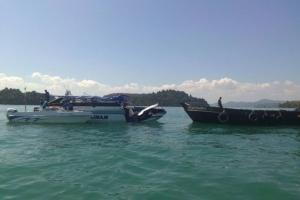 ตำรวจแจ้งข้อกล่าวหาคนขับเรือสปีดโบตชนเรือน้ำมันกลางทะเลภูเก็ตแล้ว