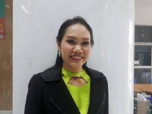 รศ. ดร.เพ็ญศรี เจริญวานิช คณบดีคณะบริหารธุรกิจและการบัญชี ม.ขอนแก่น