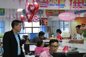 วาเลนไทน์เริ่มแล้ว!! ที่ว่าการอำเภอบางปะอินเตรียมสถานที่จดทะเบียนสมรสรับวันแห่งความรัก
