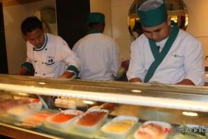 """ห้องอาหาร """"ยูริ"""" โรงแรมป่าตอง รีสอร์ท เสิร์ฟอาหารญี่ปุ่นฟิวชัน สดใหม่ โดยเชฟมากประสบการณ์"""