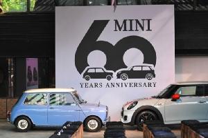 ครบรอบ 60 ปี มินิ ประเทศไทย เปิดตัวรุ่นพิเศษ Ice Blue Editionให้จองซื้อได้ผ่านทางออนไลน์เท่านั้น!