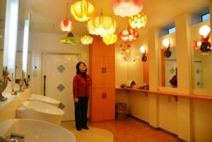 บริษัทญี่ปุ่นเนรมิตห้องน้ำสุดหรู คืนความสุขให้พนักงาน