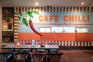 """Cafe Chilli Issan Rustic"" แซ่บอีหลี อาหารอีสานพรีเมียม"