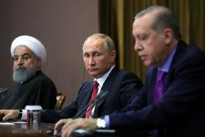 รัสเซีย-ตุรกี-อิหร่านจัดประชุมซัมมิทถกทางออกปัญหาซีเรีย