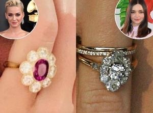 """หวานรับวาเลนไทน์ """"เคที เพอร์รี"""" หมั้นกับ """"ออร์แลนโด บลูม"""" ใช้แหวนสไตล์เดียวกับที่ให้เมียเก่า"""
