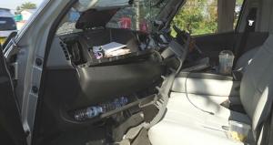 รถตู้ นร.ปอเนาะชนท้าย 6 ล้อ นักเรียนเจ็บ 3 ราย
