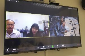 พาณิชย์ช่วย SMEs ส่งออกอาเซียน ให้ปรึกษาทูตพาณิชย์ผ่านวิดีโอคอนเฟอเรนซ์