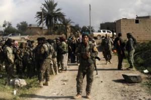 กองกำลังเคิร์ดเผย! ไอเอสยกระดับการโจมตีแบบกองโจรในซีเรีย
