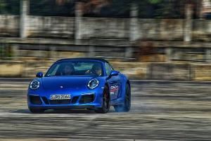 Porsche World Road Show ภารกิจเพิ่มสกิล พิชิตฝูงตัวแรง