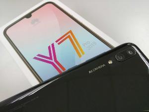 Review : Huawei Y7 Pro 2019 ใหญ่อึดใหม่แต่ราคาเดิม