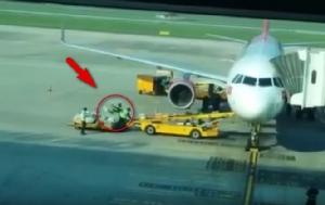 ไปดูคลิป พนง.สนามบินมักง่ายหลังยาวโยนกระเป๋าผู้โดยสาร เวียดนามไล่ออกแล้ว