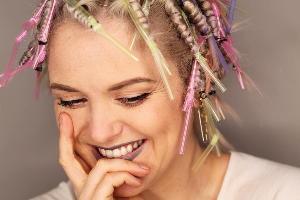 ภาพจาก IG : i.paint.hair