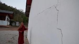 """""""วังเหนือ"""" เจอแผ่นดินไหวกว่า 30 ครั้งแล้ว โรงเรียนใกล้จุดศูนย์กลางเร่งซ้อมแผนอพยพ"""