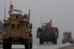 สหรัฐฯส่อเปลี่ยนแผน อาจคงทหารไว้ในซีเรีย400นาย
