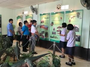 อุบลฯ เตรียมรับประเมินแหล่งท่องเที่ยวธรรมชาติเป็นอุทยานธรณีเชื่อมสองประเทศ
