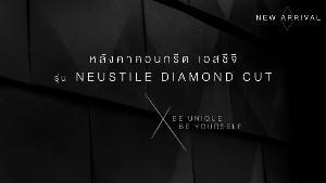 NEUSTILE DIAMOND CUT นิยามใหม่ของดีไซน์หลังคาสุดล้ำ แตกต่างอย่างที่เป็นคุณ