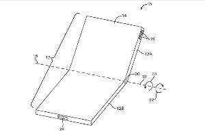 รายละเอียดสิทธิบัตรที่ระบุถึงแผนการสร้าง iPhone แบบพับได้