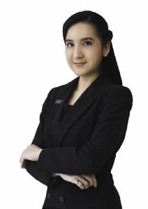 นางสาวภาคนี วิริยะรังสฤษฎ์ ประธานร่วมจัดงาน งานมหกรรมการเงิน Money Expo