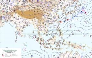 อุตุฯ เผยอากาศร้อนทั่วไทย กทม.ร้อน 37 องศา เหนือ-อีสาน-กลาง-ตะวันออก-ใต้ ยังมีฝนเล็กน้อย