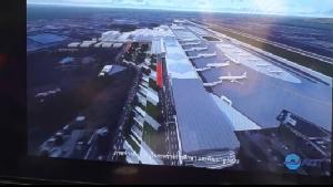 ทอท.ทุ่ม 1.5 หมื่นล้านพัฒนาสนามบินเชียงใหม่ ทั้งอาคาร-ทางวิ่งรองรับ 16.5 ล้านคน/ปี(ชมคลิป)