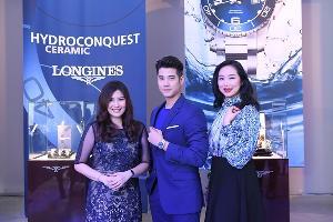 """ลองจินส์ เปิดตัว """"มาริโอ้ เมาเร่อ"""" เฟรนด์ออฟลองจินส์ ประเทศไทยคนล่าสุด"""