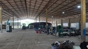 ชาวบ้านหนองขามรวมตัวคัดค้านการเปิดกิจการโรงงานมู หลิน เซิน รับเบอร์ หวั่นได้รับผลกระทบ