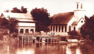 โบสถ์คริสต์แห่งแรกที่เชียงใหม่