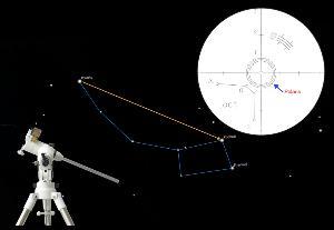 ทำ Polar Alignment อย่างไรให้ถ่ายดาวได้ยาวนาน