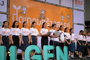 5 นักการเมืองรุ่นใหม่จาก 5 พรรคประชันนโยบายพัฒนาเด็กและเยาวชน