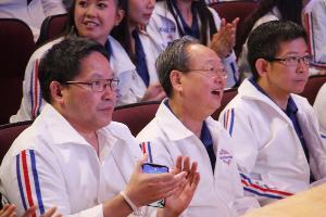 พปชร.หวังชนะใจคนกรุง ระดม 30 ผู้สมัคร ย้ำนโยบาย Bangkok OK เพื่อคน กทม.5 ด้าน