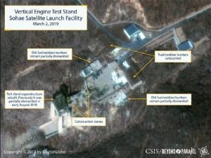 นักวิจัยชี้เกาหลีเหนือเริ่มซ่อมแซม 'ศูนย์ยิงดาวเทียม' หลังซัมมิต 'คิม-ทรัมป์' ล้มเหลว