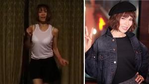 """48 ยังเริด ชมลีลา """"จินตหรา"""" ในเสื้อยืดบางโชว์บราเด้งหน้าเด้งหลังแดนซ์ยับ"""