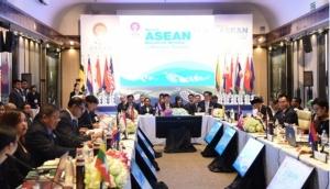 """ถก""""ขยะทะเล"""" ในที่ประชุมรัฐมนตรีอาเซียนสมัยพิเศษ เห็นชอบปฏิญญากรุงเทพ"""