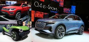 Geneva Motor Show 2019 : สีสันและความน่าตื่นตายังเหมือนเดิม (2)