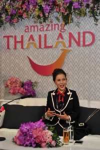 ทูลกระหม่อมฯ เสด็จกรุงเบอร์ลิน ร่วมงาน ITB 2019 โปรโมตการท่องเที่ยวไทย แนะใช้สื่อโซเชียลต้องเปิดกว้างรับฟังความเห็นต่าง ไม่โกรธใคร